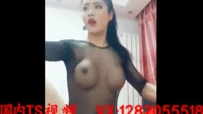 Ladyboy Silk Stockings XXX Clips