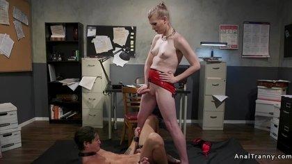 Ladyboy Police Porn Clips