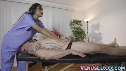 Ladyboy Massage Porn Clips
